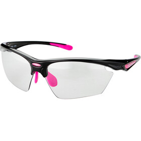 Rudy Project Stratofly Okulary rowerowe, black gloss - impactx photochromic 2 black